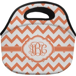 Chevron Lunch Bag (Personalized)
