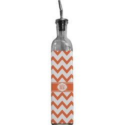 Chevron Oil Dispenser Bottle (Personalized)