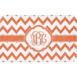 Chevron Bath Mat (Personalized)