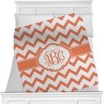 Chevron Minky Blanket (Personalized)