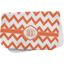 Chevron Burp Cloth (Personalized)