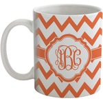 Chevron Coffee Mug (Personalized)