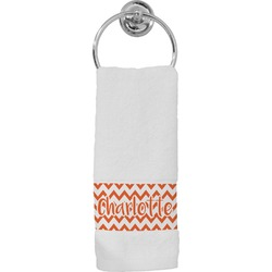 Chevron Hand Towel (Personalized)