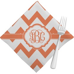 Chevron Napkins (Set of 4) (Personalized)