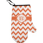 Chevron Right Oven Mitt (Personalized)