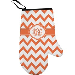 Chevron Oven Mitt (Personalized)
