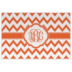 Chevron Placemat (Laminated) (Personalized)