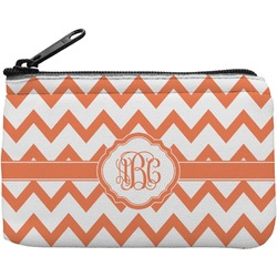 Chevron Rectangular Coin Purse (Personalized)