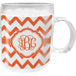 Chevron Acrylic Kids Mug (Personalized)