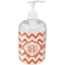 Chevron Acrylic Soap & Lotion Bottle (Personalized)