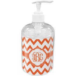 Chevron Acrylic Soap & Lotion Bottle (Personalized)