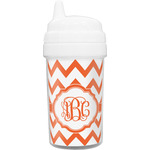 Chevron Toddler Sippy Cup (Personalized)