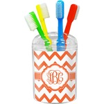 Chevron Toothbrush Holder (Personalized)