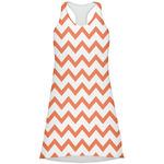 Chevron Racerback Dress (Personalized)