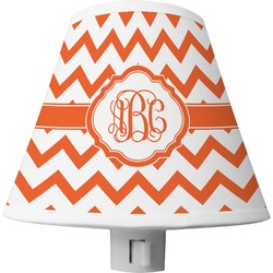 Chevron Shade Night Light (Personalized)