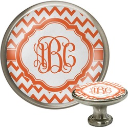 Chevron Cabinet Knobs (Personalized)