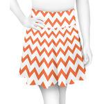 Chevron Skater Skirt (Personalized)