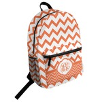 Chevron Student Backpack (Personalized)