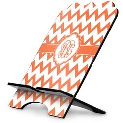 Chevron Stylized Tablet Stand (Personalized)