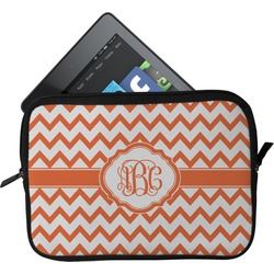 Chevron Tablet Case / Sleeve (Personalized)