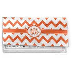 Chevron Vinyl Checkbook Cover (Personalized)