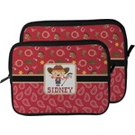 Red Western Laptop Sleeve / Case (Personalized)