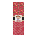 Red Western Runner Rug - 3.66'x8' (Personalized)