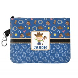 Blue Western Golf Accessories Bag (Personalized)