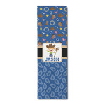 Blue Western Runner Rug - 3.66'x8' (Personalized)