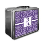Initial Damask Lunch Box (Personalized)