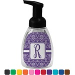 Initial Damask Foam Soap Dispenser (Personalized)