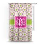 Pink & Green Suzani Curtain (Personalized)