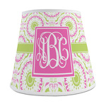 Pink & Green Suzani Empire Lamp Shade (Personalized)