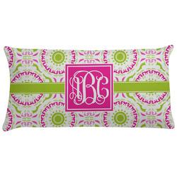 Pink & Green Suzani Pillow Case (Personalized)