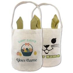 Easter Egg Basket Easter Basket (Personalized)