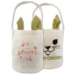 Easter Frame Easter Basket (Personalized)