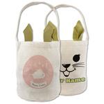 Easter Bunny Egg Easter Basket (Personalized)