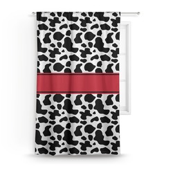 Cowprint w/Cowboy Curtain (Personalized)