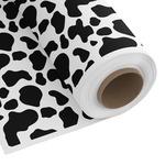 Cowprint w/Cowboy Custom Fabric by the Yard (Personalized)