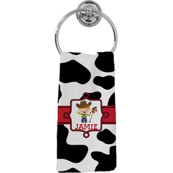 Cowprint w/Cowboy Hand Towel - Full Print (Personalized)