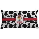 Cowprint w/Cowboy Pillow Case (Personalized)