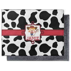 Cowprint Cowgirl Microfiber Screen Cleaner (Personalized)