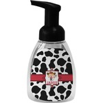 Cowprint Cowgirl Foam Soap Dispenser (Personalized)