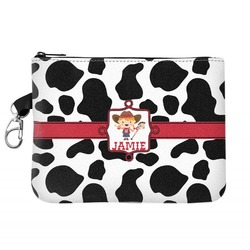 Cowprint Cowgirl Golf Accessories Bag (Personalized)