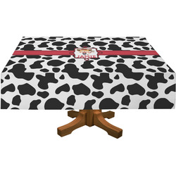 Cowprint Cowgirl Tablecloth (Personalized)