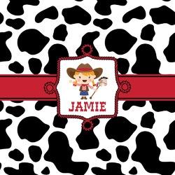 Cowprint Cowgirl