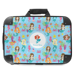 Mermaids Hard Shell Briefcase (Personalized)