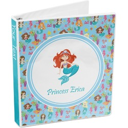 Mermaids 3-Ring Binder (Personalized)