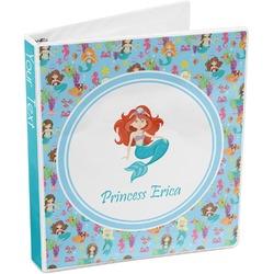 Mermaids 3-Ring Binder (Personalized)