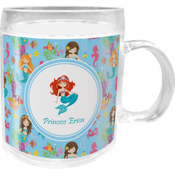 Mermaids Acrylic Kids Mug (Personalized)